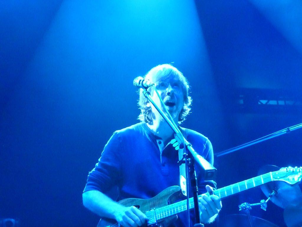 Trey Anastasio performs Oct. 31, 2013 at Boardwalk Hall in Atlantic City, NJ (photo credit: Shaun Smith)