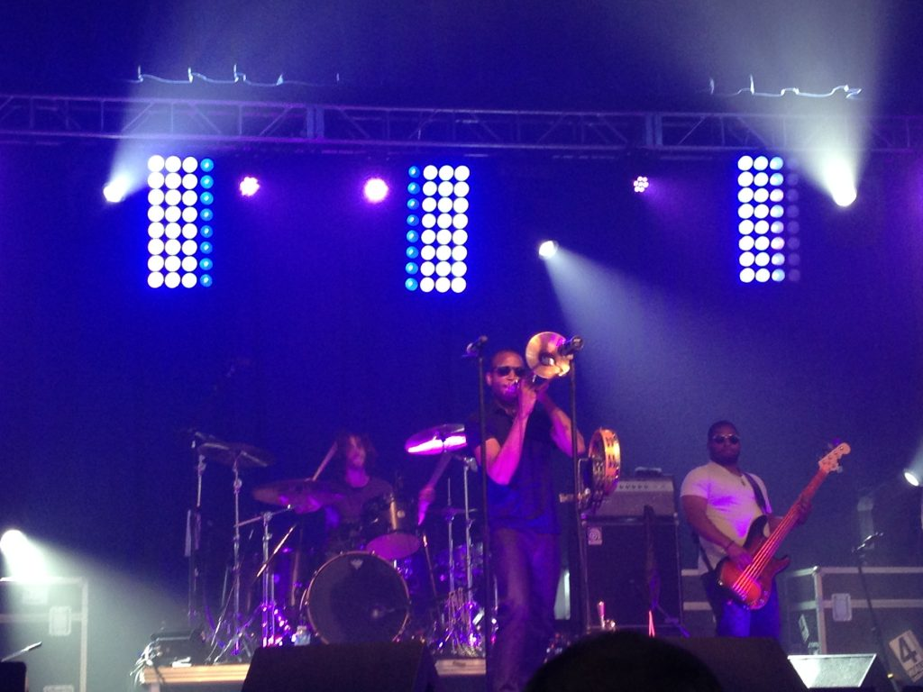 Trombone Shorty 7-20-15 Ocean City Shaun R Smith