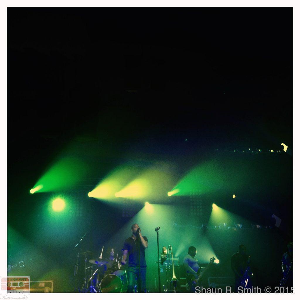 Trombone Shorty 7-20-15, Ocean City. Shaun R. Smith
