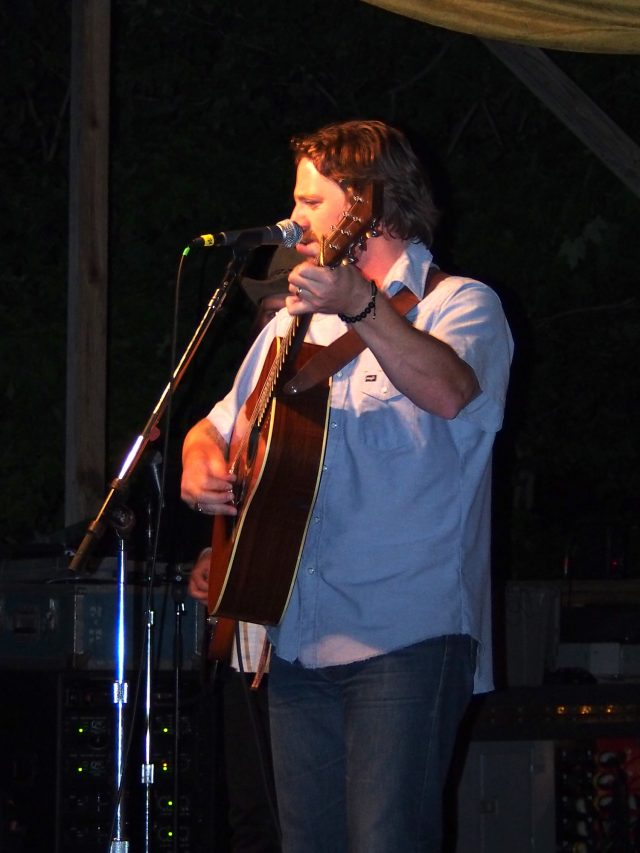 Sturgill Simpson - 2014 Folk Fest - Shaun Smith - High Note Blog