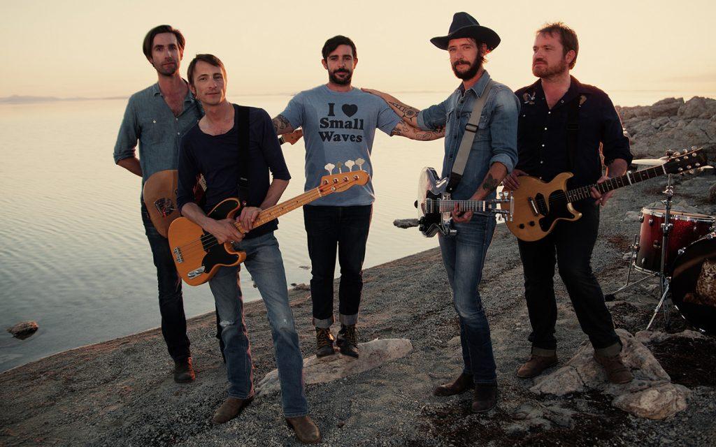 Band of Horses (courtesy of the band)