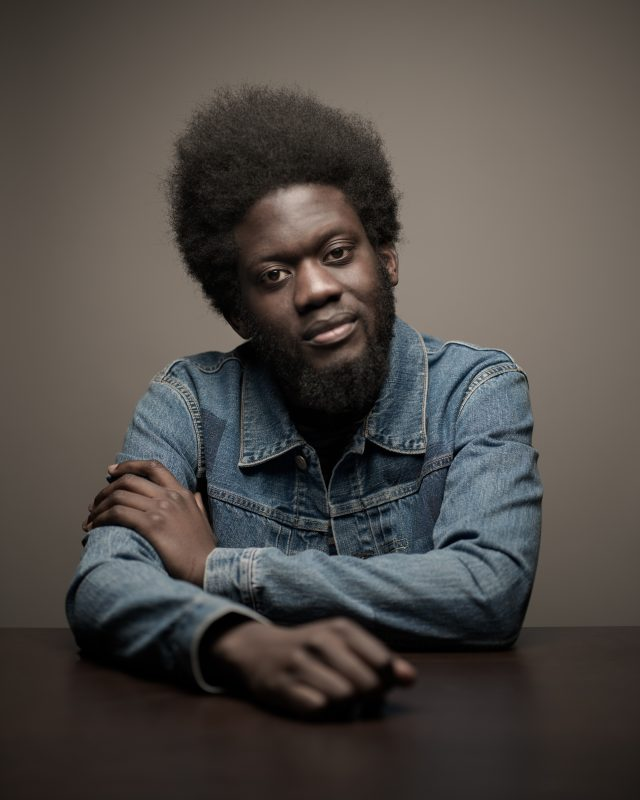 Michael Kiwanuka - credit Phil Sharp