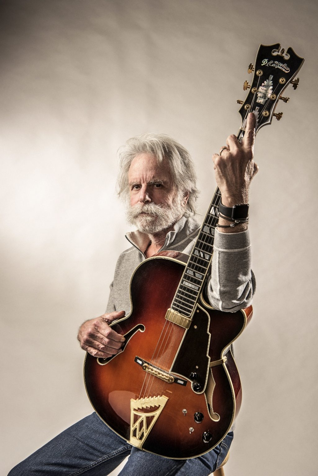 Bob Weir (courtesy of the artist)