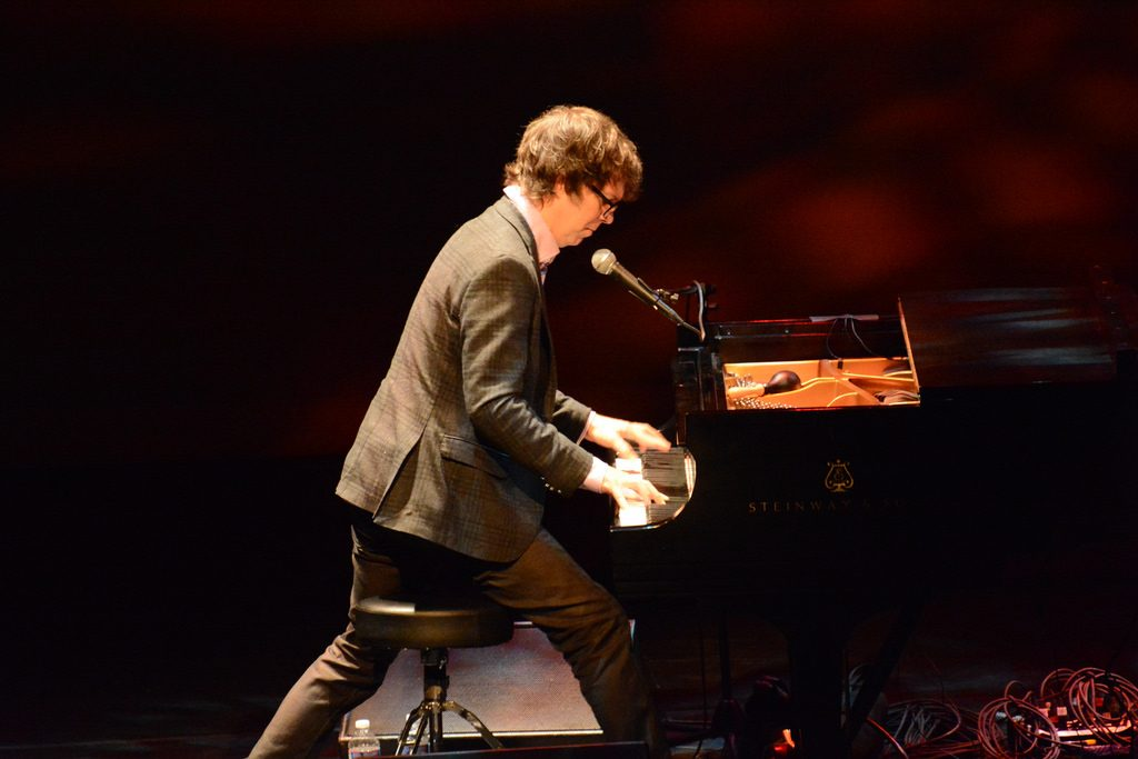 Ben Folds in Atlantic City