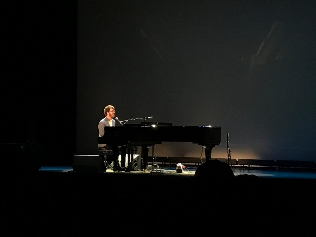 Ben Folds and a Piano Friday, April 21 at Borgata in Atlantic City