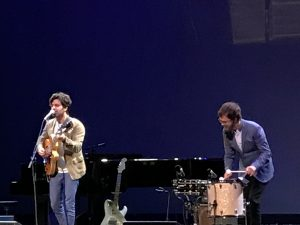 Ben Folds and Ryan Lerman Friday April 21 At The Borgata in Atlantic City