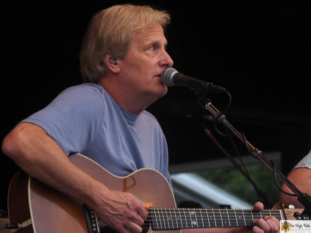 Jeff Daniels performs at the 57th annual Philadelphia Folk Festival Shaun R Smith - The High Note