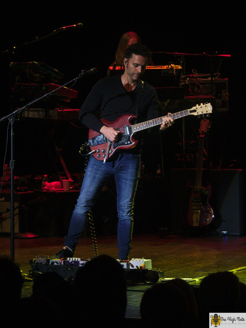 Dweezil Zappa Saturday, Nov. 4, 2018 at Harrah's Atlantic City (Shaun R. Smith/ The High Note).