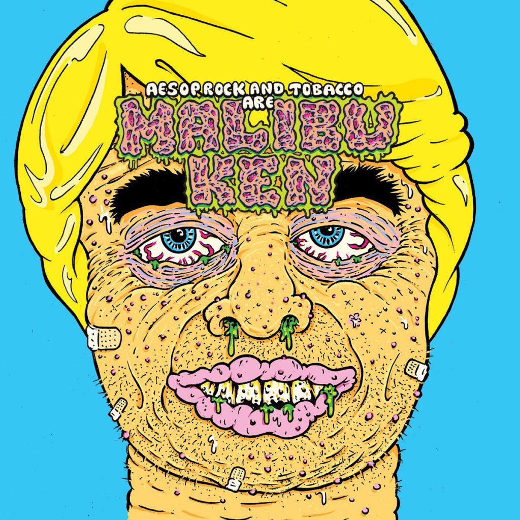 Aesop Rock and Tobacco - Malibu Ken