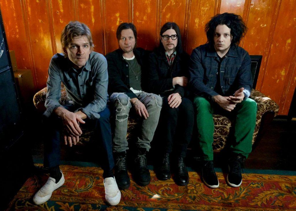 The Raconteurs - Photo Credit Olivia Jean