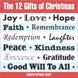 Christopher Kent - 12 Gifts of Christmas