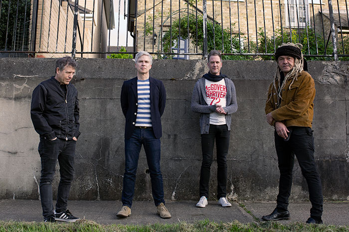 Nada Surf - photo credit Annie Dressner