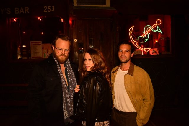 The Lone Bellow - photo credit Shervin Lainez