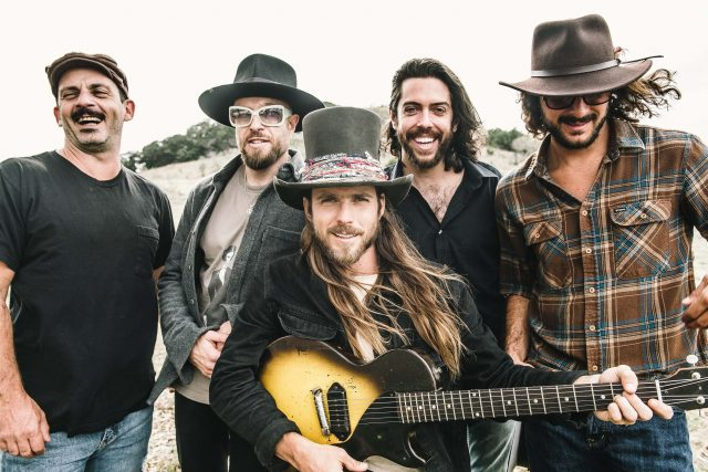 Lukas Nelson and Promise of the Real - photo credit Joey Martinez