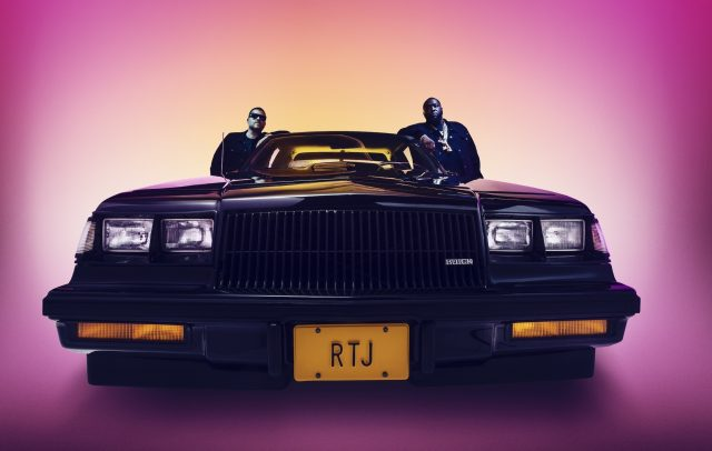 Run The Jewels - photo credit Timothy Saccenti