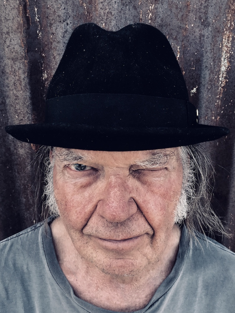 Neil Young - photo credit DH Lovelife