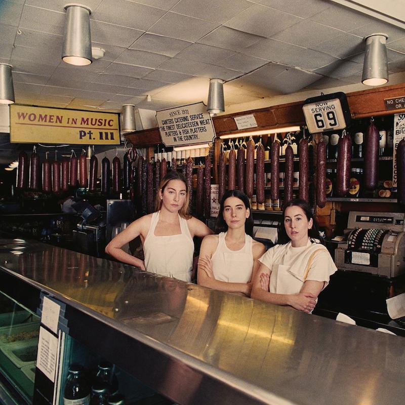 Haim - Women In Music, Pt. III
