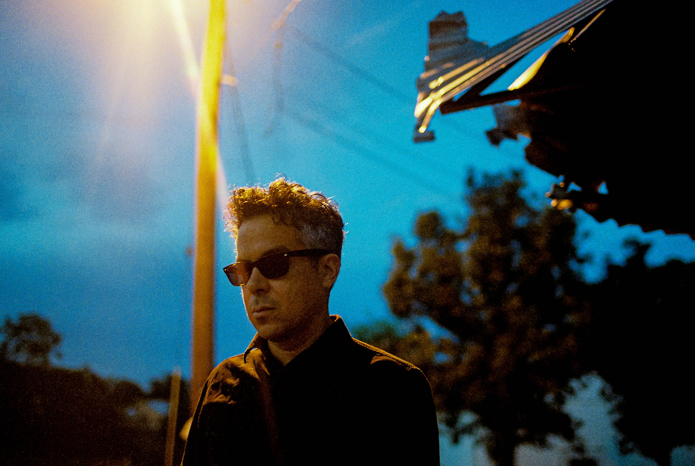M. Ward - photo by Wrenne Evans