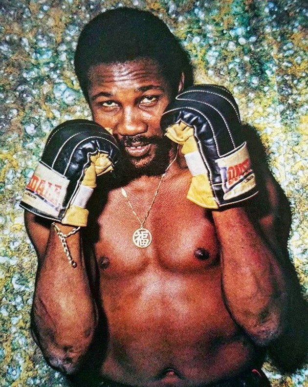 Toots boxing photo