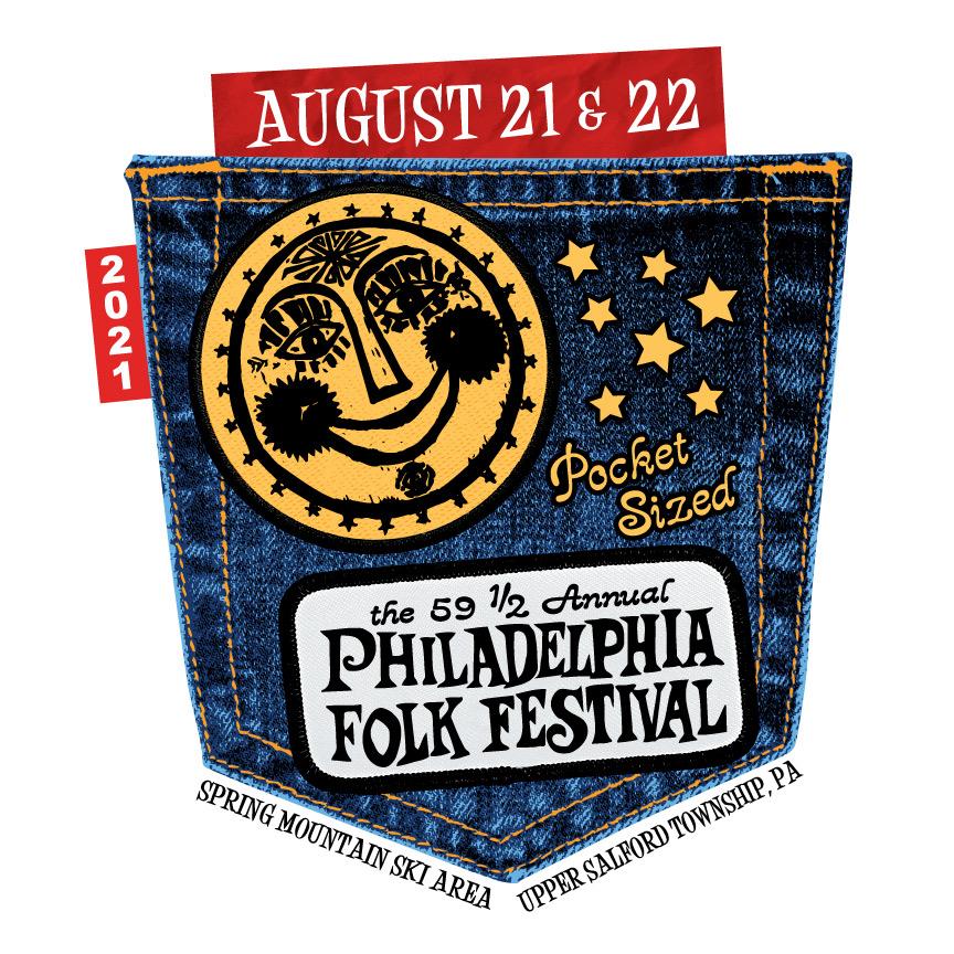 59th and a half Philadelphia Folk Festival 2021