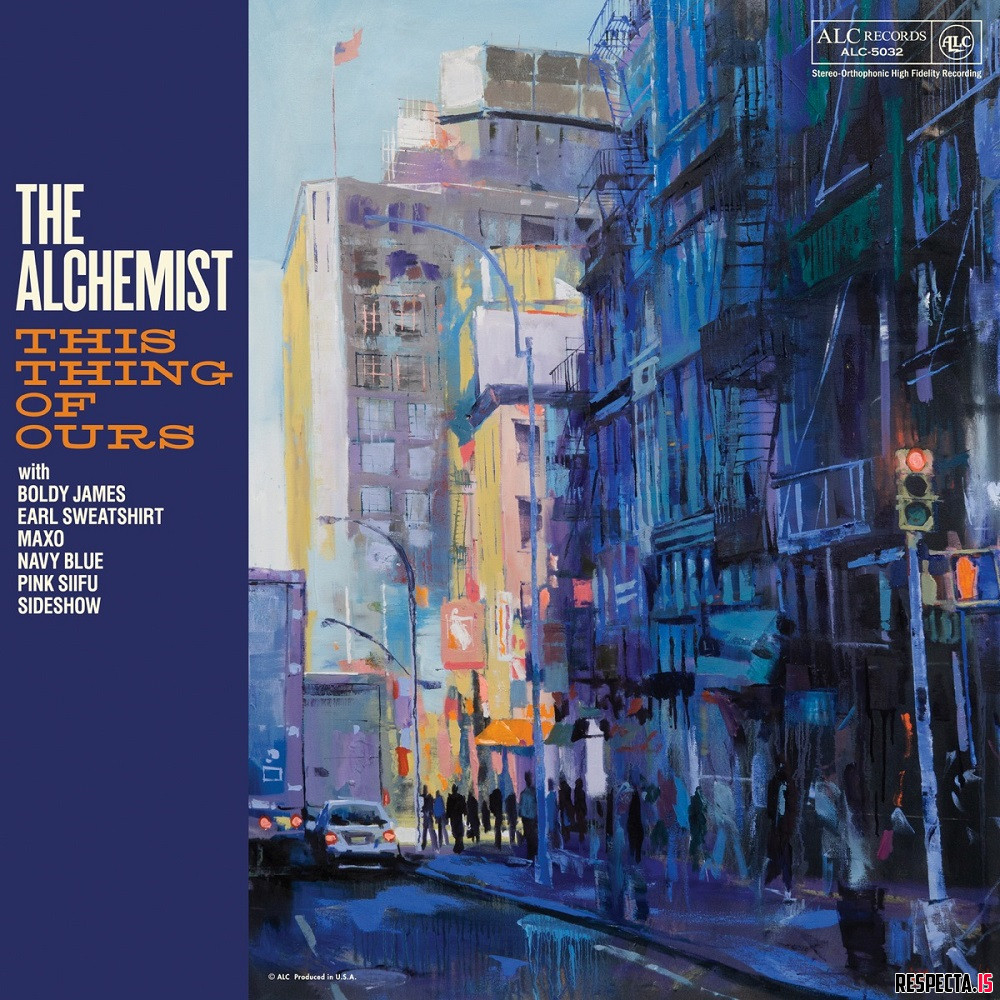 The Alchemist - This Thing Of Ours