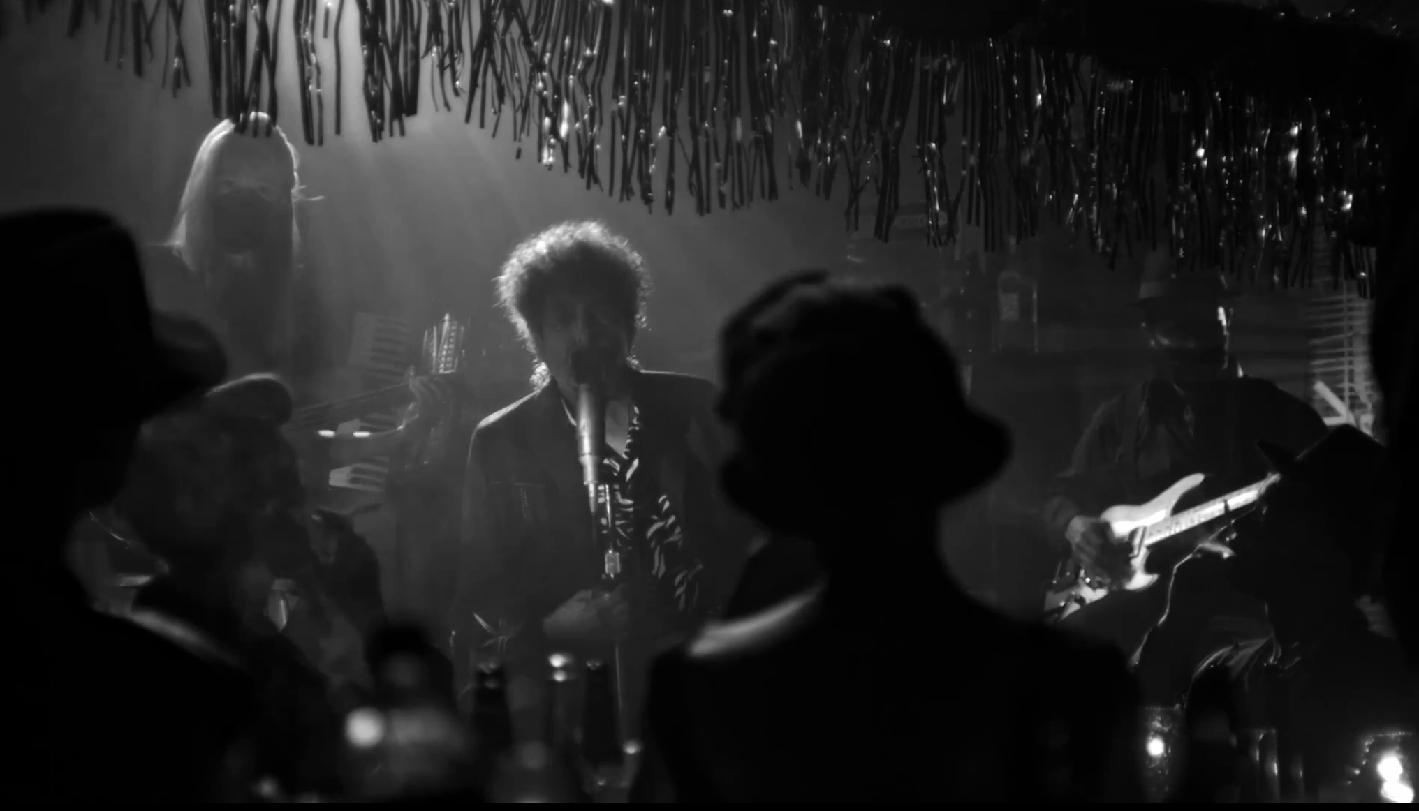 """Bob Dylan - master of his own universe in """"Shadow Kingdom."""""""