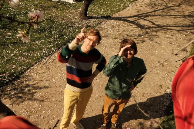 Kings of Convenience - courtesy of the band